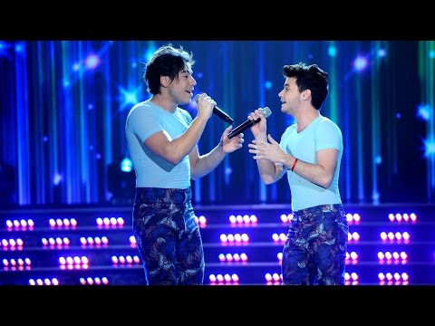 Showmatch - Programa 25/07/16