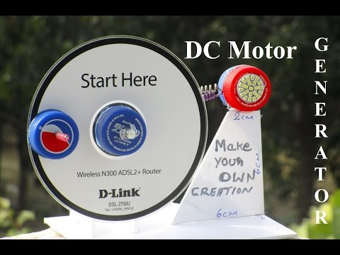 How To Make A Generator At Home - Make Your Own Creation