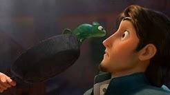 Rapunzel - neu verfönt | Pascal das Chamäleon D (2010) Disney
