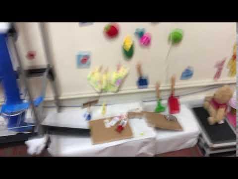Carrollton School of the Sacred Heart Rube Goldberg Task Completion