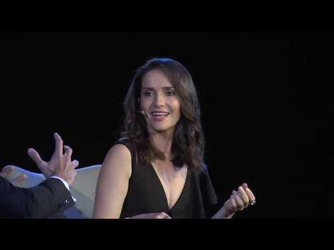 Entrevista A Natalia Oreiro - America Business Forum 2019