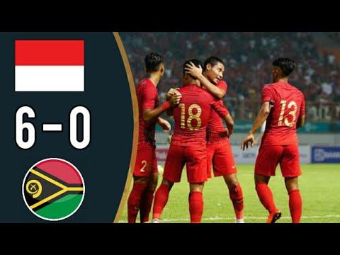 Indonesia Vs Vanuatu 🔥 Full Highlights & Goal International Friendly Match