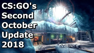 CS:GO - New Maps, Weapon and Economy tweaks