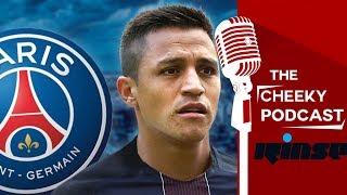 Sanchez to leave arsenal | why joe hart is great | morata snubs united | costa antics