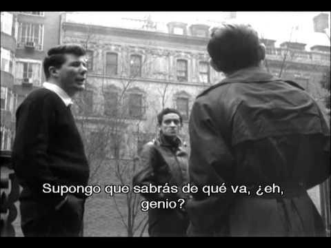 "'Shadows' John Cassavetes (1959) ""Yo fui a la universidad"""