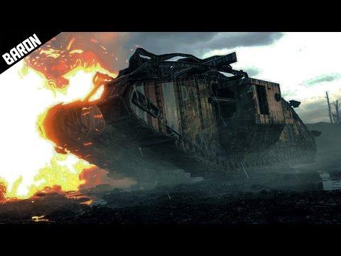 Steel on Steel - Battlefield 1 Campaign Gameplay Through Mud & Blood Part 4