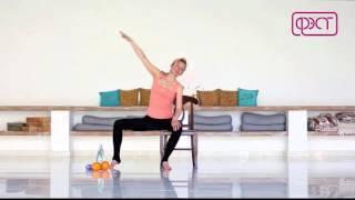 Гимнастика для беременных 1 ый триместр(фитнес для беременных, спорт для беременных, разминка для беременных, для беременных., 2015-10-23T19:43:15.000Z)