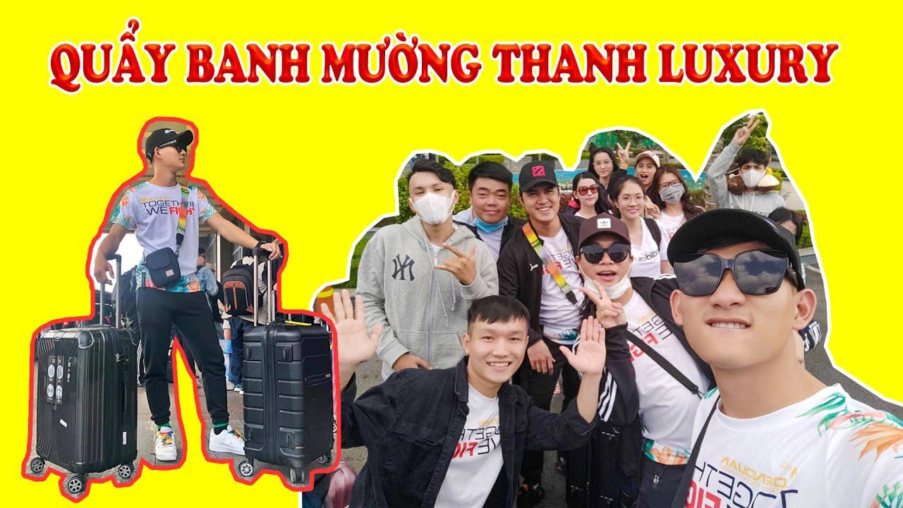 Hành Trình Cùng Team Khám Phá Khách Sạn Mường Thanh Luxury – Cần Thơ | Điền Quân Kỉ Niệm 12 Năm