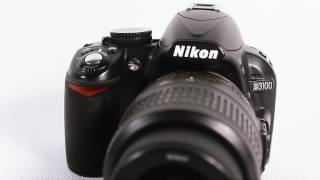 Предметное видео Nicon D3100