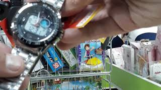 4 интересных дешевых часов