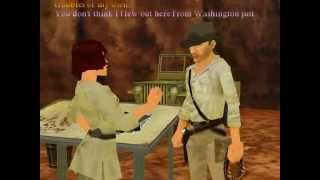 Indiana Jones and the Infernal Machine PC Longplay 1 - Canyonlands