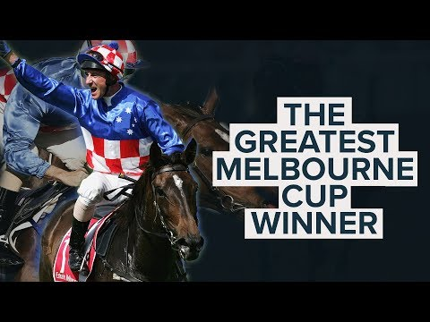 MAKYBE DIVA | THE ONLY HORSE TO WIN THREE MELBOURNE CUPS