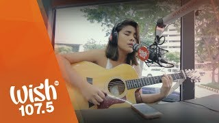 "Keiko Necesario performs ""Through It All"" LIVE on Wish 107.5 Bus"