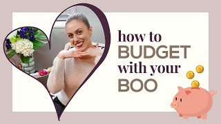 How to BUDGET with your Boo!