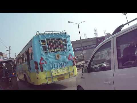 Moga punjab , gt road , national highway 95 part 3
