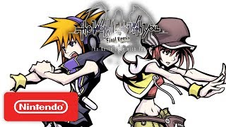 The World Ends with You: Final Remix - Accolades Trailer - Nintendo Switch
