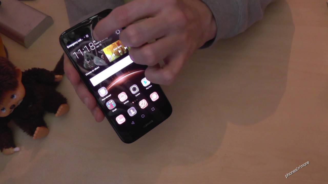 How To Take A Screenshot On Huawei G8 - HowToDoNinja