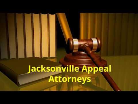 Criminal Appeals Attorneys Jacksonville Fl Youtube
