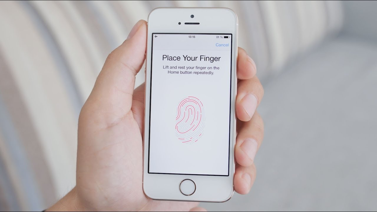 Does the Fingerprint Scanner on Your Phone Really Keep It