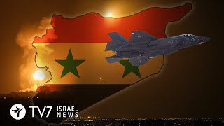IAF bombs Syrian and Iranian targets; Palestinians resume ties with Israel -TV7 Israel News 18.11.20