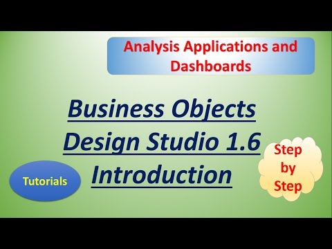 business-objects-design-studio-1.6-tutorial