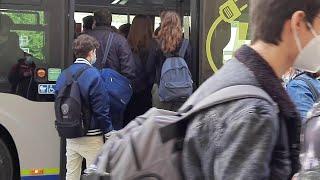 Scuola, troppi studenti sui bus. I sindacati: