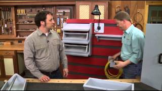 The Woodsmith Shop: Episode 805 Sneak Peek