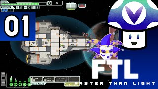 [Vinesauce] Vinny & Mike - FTL: Faster Than Light (part 1)