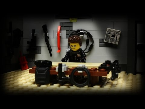 Lego Diamond Heist