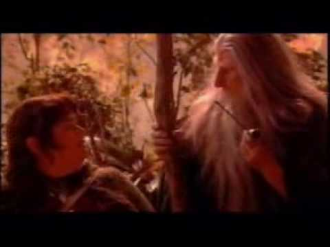 Watch French And Saunders Lord Of The Rings