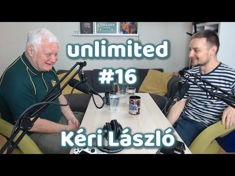 Unlimited #16 - Kéri László #rocktörténelem