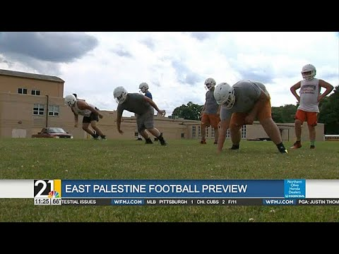 H.S. Football Preview: East Palestine