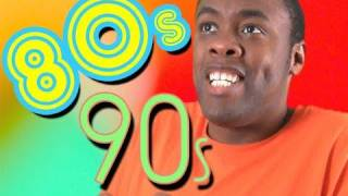 Black Nerd TIME MACHINE 80s-90s (Doctor Who) : Black Nerd Comedy