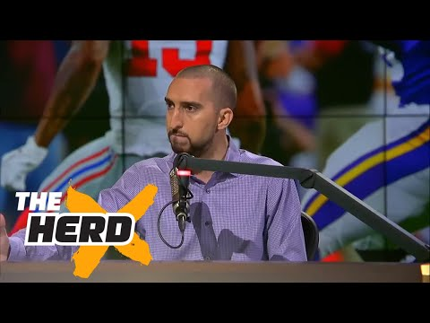 Nick Wright explains why Eli Manning needs to give Odell Beckham Jr. more credit   THE HERD