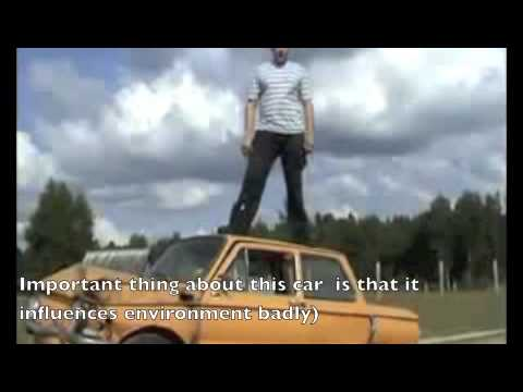 Russian Real Top Gear