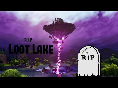 R I P Loot lake ;( OFFICIAL MUSIC VIDEO!!!