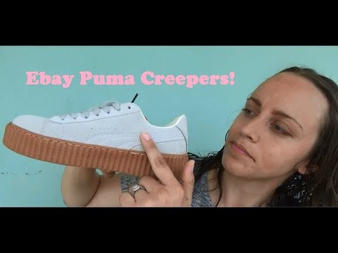 imitation puma creepers