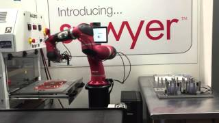 Up Close And Personal With Rethink Robotics' Sawyer Robot