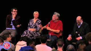 Stephen King with Peter Straub, Emma Straub & Owen King - A Roundtable Discussion