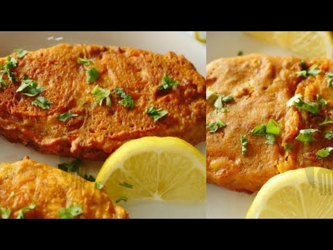 Famous Lahori Fish Fry In 5 Minutes | Crispy Fried Fish | Spicy Fish | Quick And Easy Recipes |