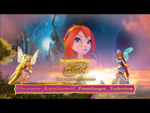 WinX Club 3D - German DVD Menu (HD DVD-Rip)