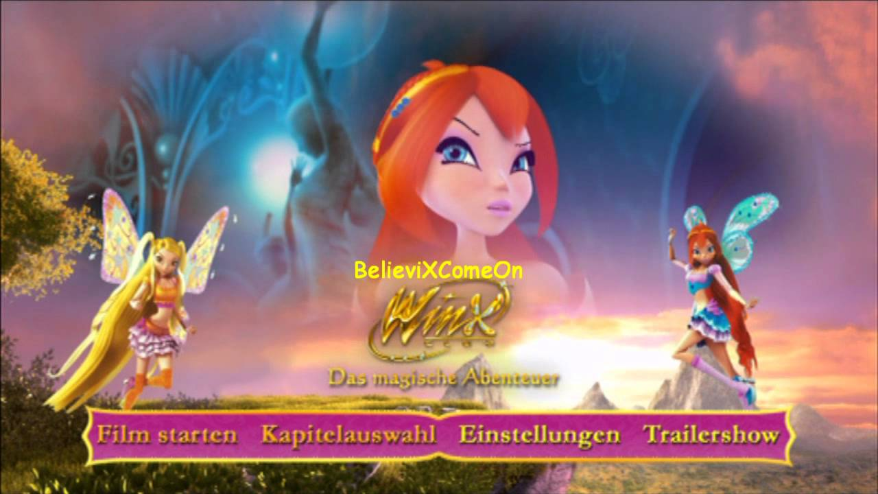 Winx Club German