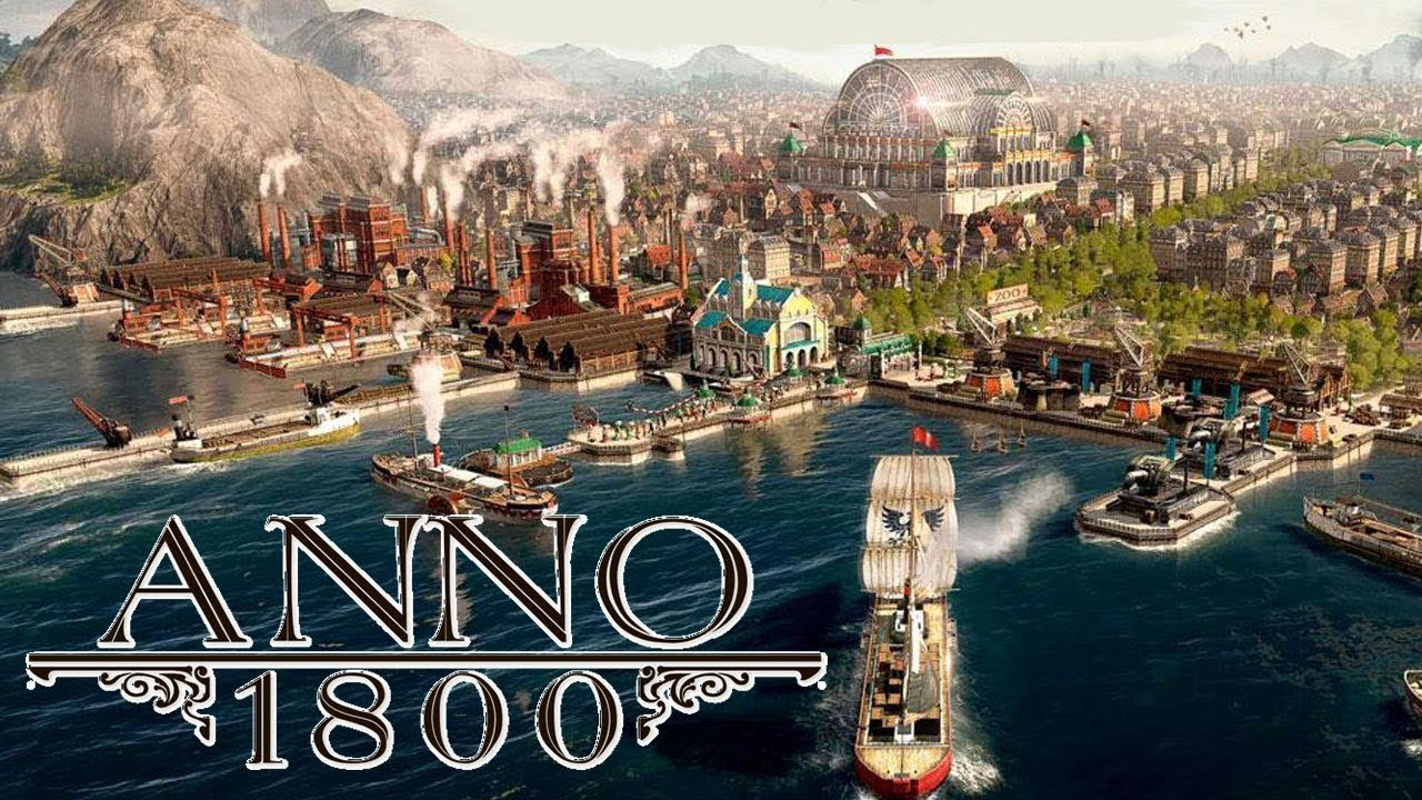 Anno 1800 handelsrouten