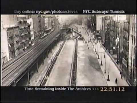 Road, Bridge, Subway Photos 'Inside the Archives' NYC-TV ...