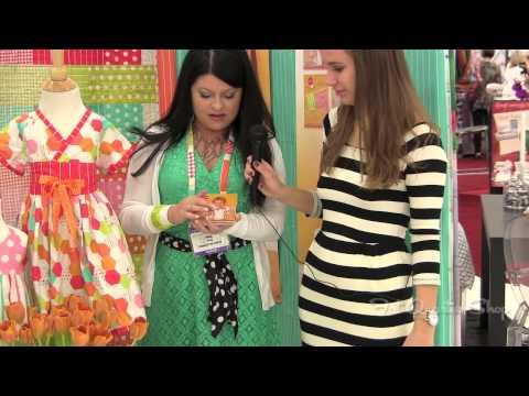 Patty Young - 2012 Fall Quilt Market - Fat Quarter Shop