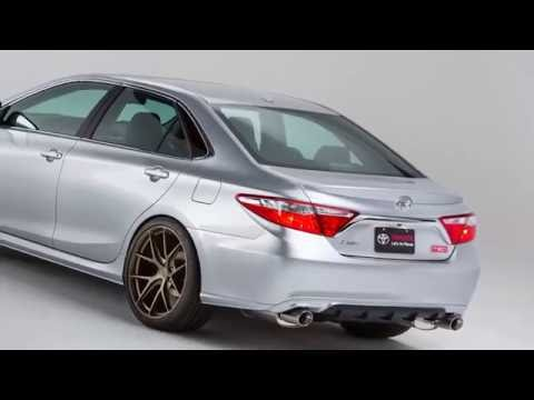 TRD Turns Camry XSE into Camry S-E-X