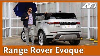 Range Rover Evoque - La camioneta más