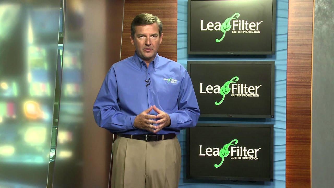 Gutter Guard Comparison Leaffilter Gutter Guards Vs Leaf