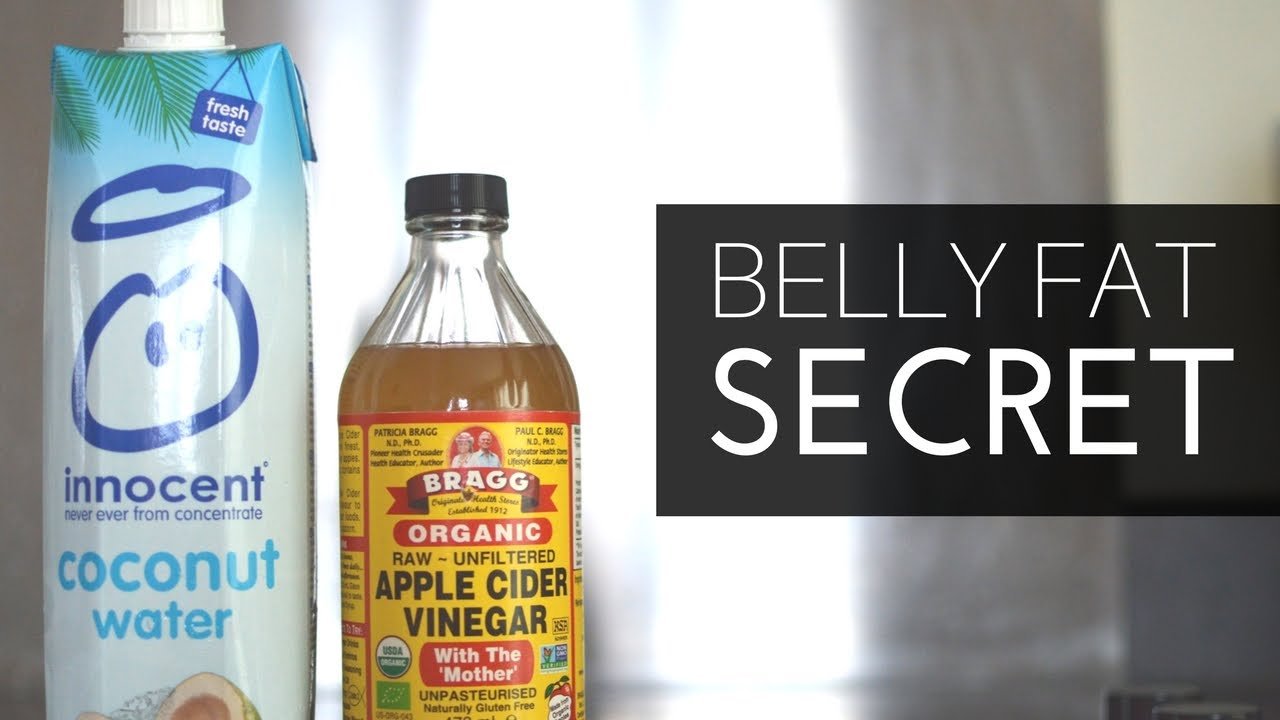 Belly Fat Secret Drink To Lose Belly Fat Natural Way