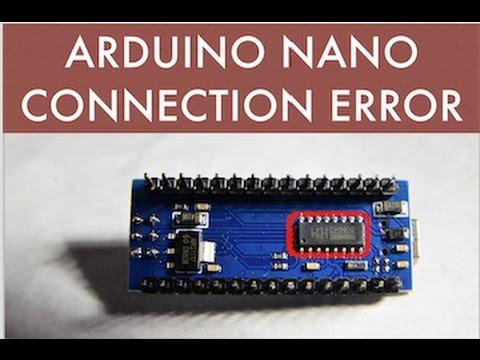Arduino clones upload error (CH340 driver)